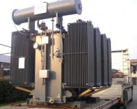 10 MVA MT/MT power transformer for Cereal Docks biomass plant