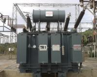11 MVA transformer for hydroelectric plant