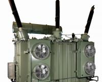 40 MVA power transformer with OFAF cooling