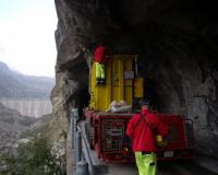 15 MVA transformer for Iride hydroelectric plant