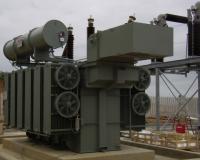 16/20 MVA ONAN/ONAF transformer for Rotondella wind farm
