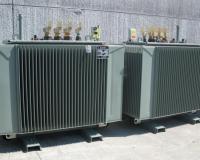 2500 kVA transformer for solar plant