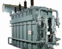 120 MVA power transformer
