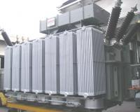 30 MVA Transformer for mobile substation