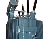 50 MVA step-up transformer