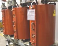 Cast resin shunt reactor 20 kV 1250-1875-2500 kvar