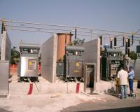 Commissioning of Petersen coils