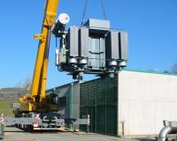 Commissioning of SEA transformer
