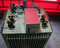 Earthing transformer Petersen coil aggregated in the same tank 10 kV 100 A