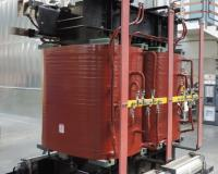 Refurbishing of 5000 kVA single phase transformer